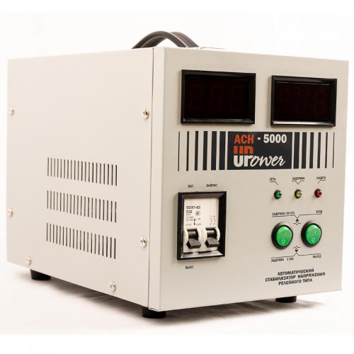 Cтабилизатор АСН- 3000 UPOWER с цифр. дисплеем