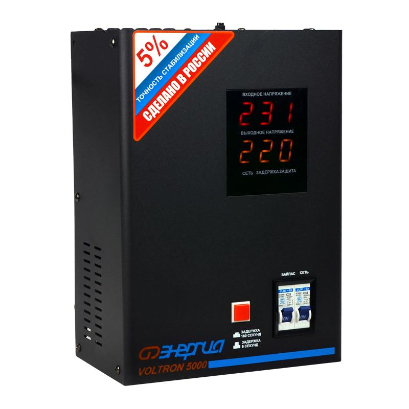 Cтабилизатор VOLTRON - 1000 Voltron (5%)