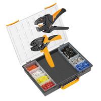 9028740000   CRIMP-SET PZ 6/5 Ящик с инструментом и наконечниками