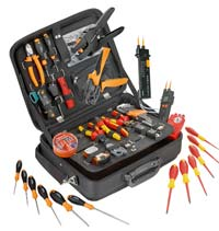 9202460000 | Pro Case Premium Набор инструментов в чемодане