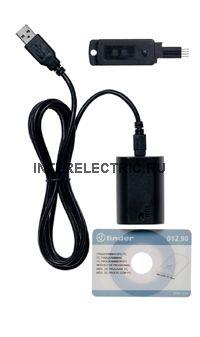 012.90 | Комплект для программирования реле 12.91, 12.92 (кабель и программное обеспечение)