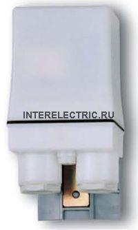 10.41.8.120.0000 | Фотореле для уличного освещения; одна фаза переключения 16А (~ 120В AC) установка на столбе или стене