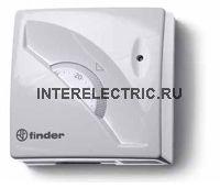 1T.01.0 | Термостат для внешнего монтажа (бежевый); 1 перекидной контакт 10А