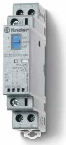 22.32.0.012.1320 | Контактор модульный; 2НО контакта 25А (~= 12В AC/DC) - AgNi