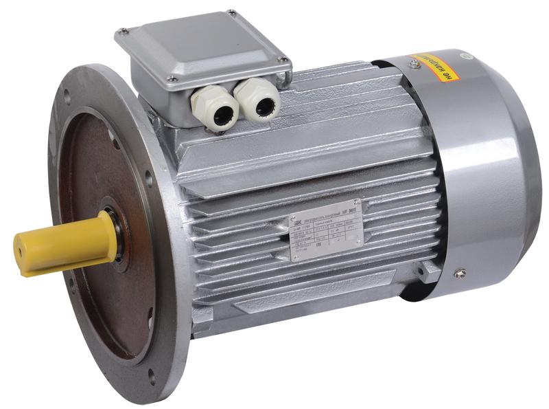 Электродвигатель 3ф.АИР 112M2 380В 7,5кВт 3000об/мин 3081 DRIVE IEK