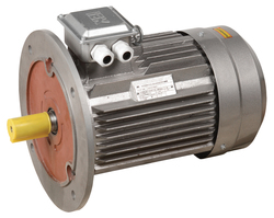 Электродвигатель 3ф.АИР 132M8 380В 5,5кВт 750об/мин 3081 DRIVE IEK