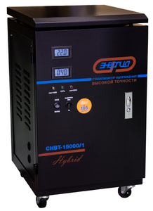 Стабилизатор CНВТ- 15 000/1 Hybrid