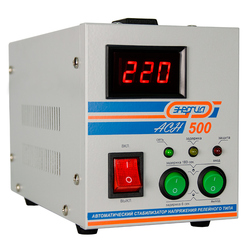 Cтабилизатор АСН- 500 с цифр. дисплеем