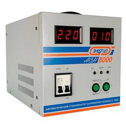 Cтабилизатор АСН- 8000 с цифр. дисплеем
