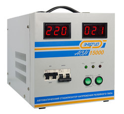 Стабилизатор АСН- 10 000 с цифр.дисплеем