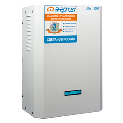 Cтабилизатор 5 000 ВА серии Ultra