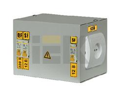 Ящик с понижающим трансформатором ЯТП-0,25 220/12-3 36 УХЛ4 IP30