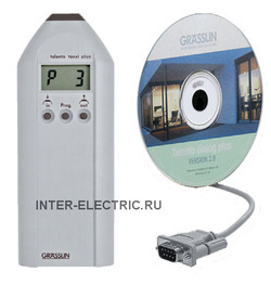 077500121 | Набор: TALENTO taxxi PLUS USB и ПО, Инфракрасный пульт для передачи программ с таймера на таймер или с компьютера на таймер