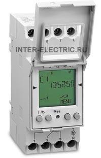 037300031 | TALENTO 372 plus Программируемый цифровой недельный таймер, 2 канала 16А, 12В AC/DC