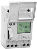 037600031 | TALENTO 992 PLUS DCF Программируемый годовой мультифункциональный таймер, GPS вход, 2 канала 16А, 230В AC